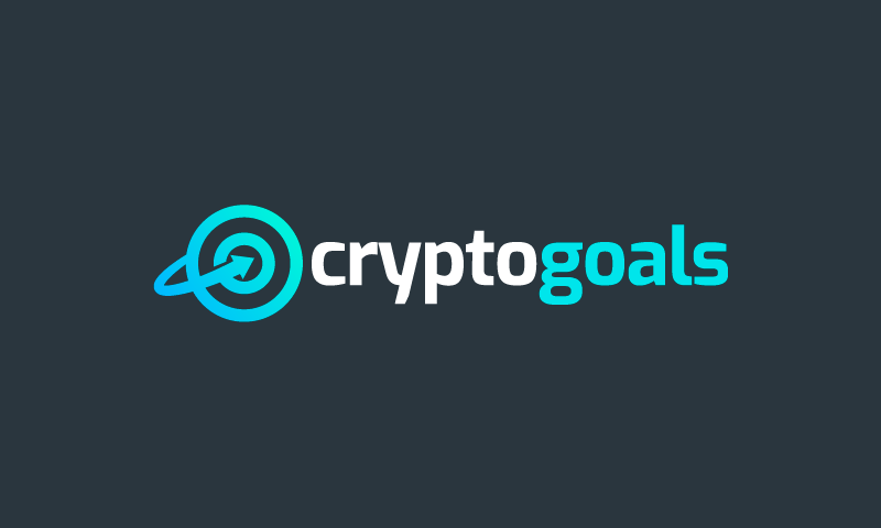 Cryptogoals - Cryptocurrency domain name for sale