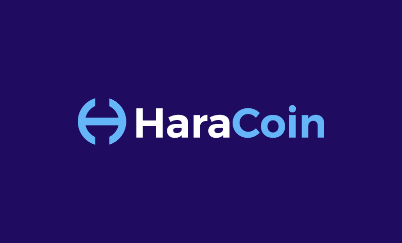 Haracoin - Cryptocurrency domain name for sale