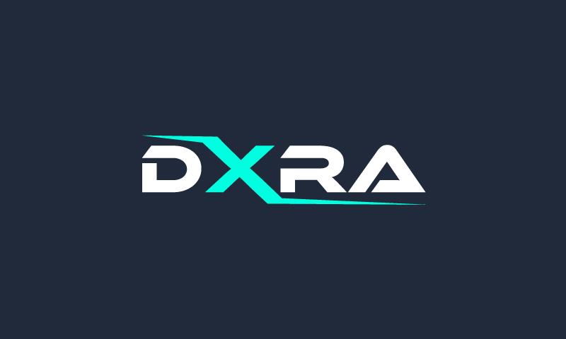 Dxra logo