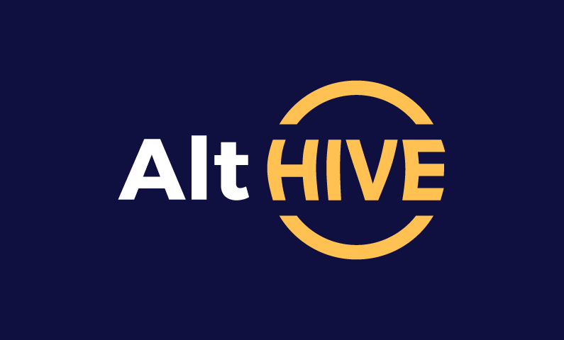 Althive - Cryptocurrency product name for sale
