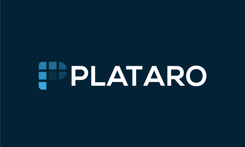 Plataro - Consulting startup name for sale