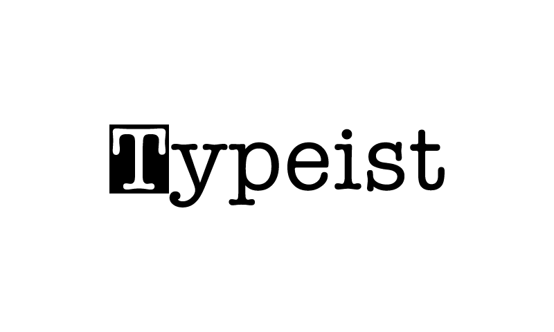 Typeist - Marketing startup name for sale