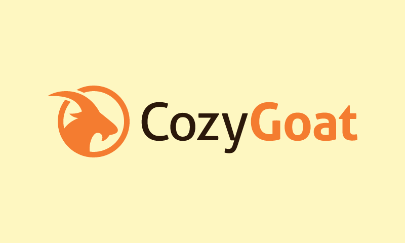 Cozygoat - Retail product name for sale