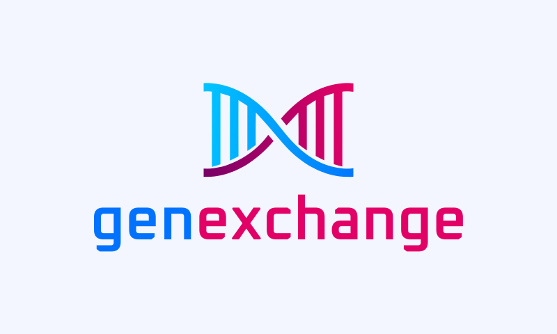 Genexchange - Biotechnology business name for sale