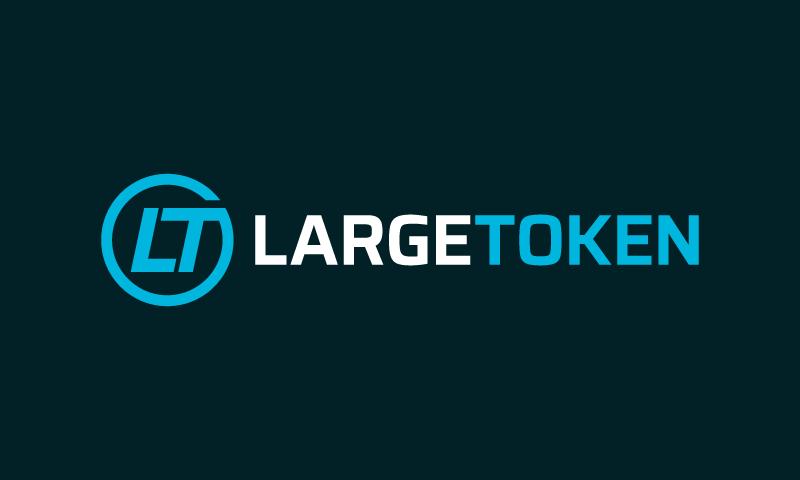 LargeToken logo