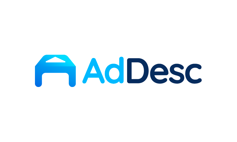 Addesc - Advertising company name for sale