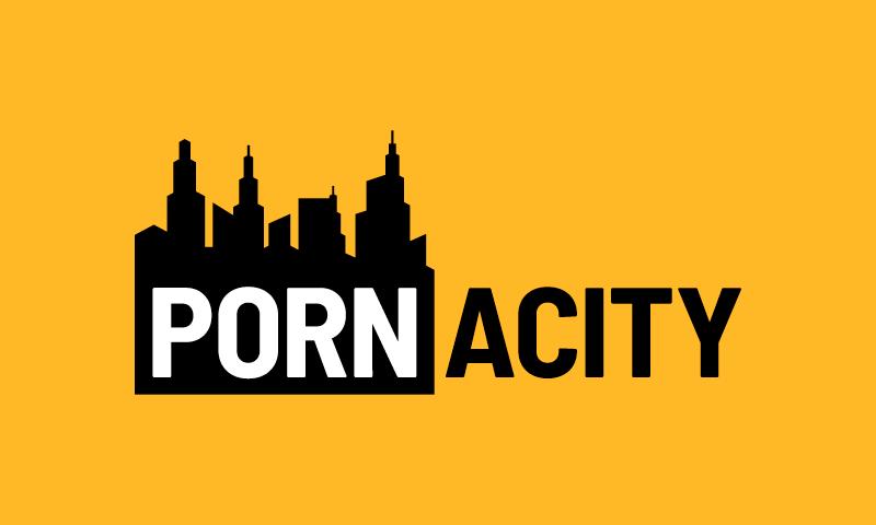 Pornacity - Pornography brand name for sale