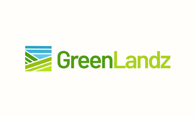Greenlandz - Environmentally-friendly product name for sale