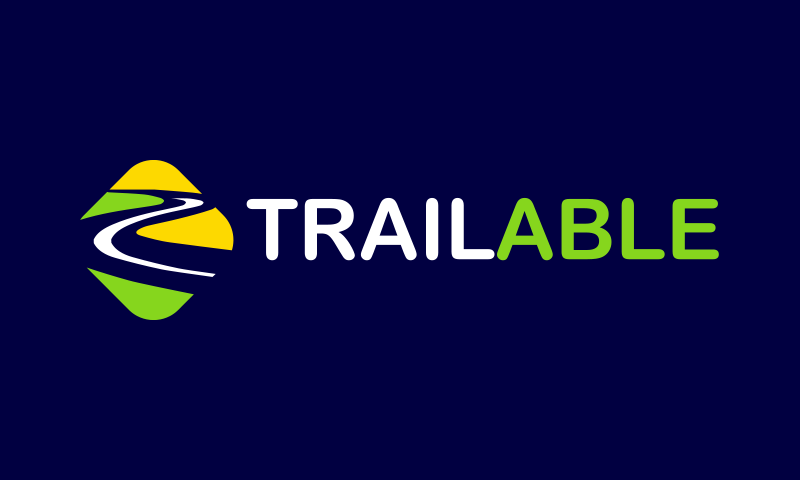 Trailable - Exercise domain name for sale