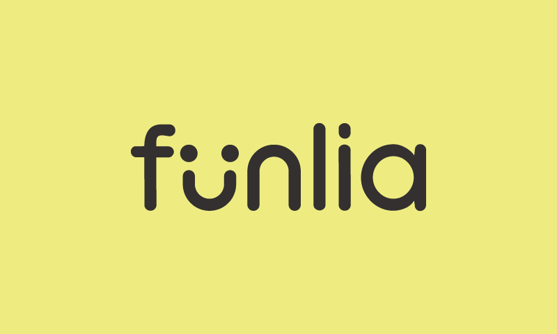 Funlia - Invented startup name for sale