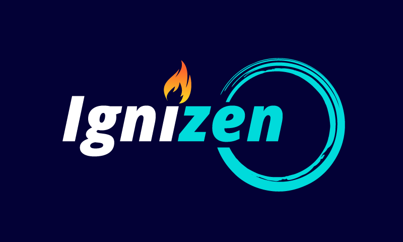 Ignizen - Business startup name for sale