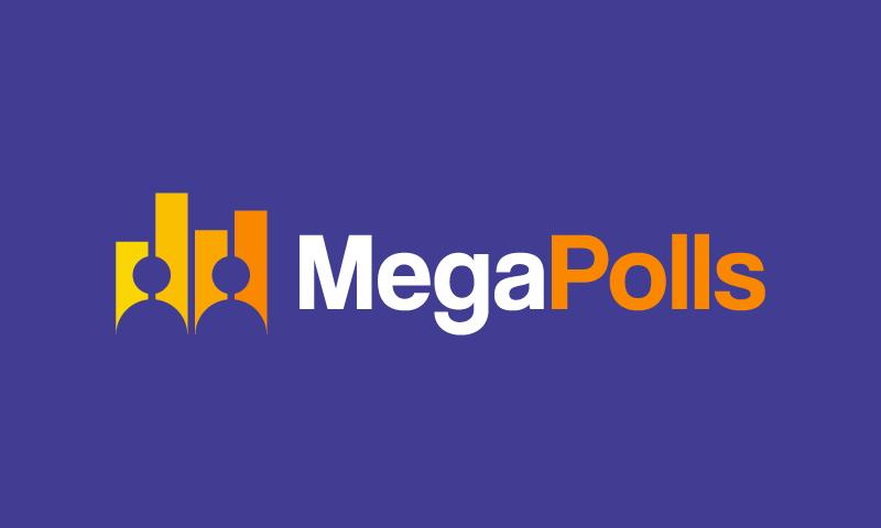 MegaPolls logo