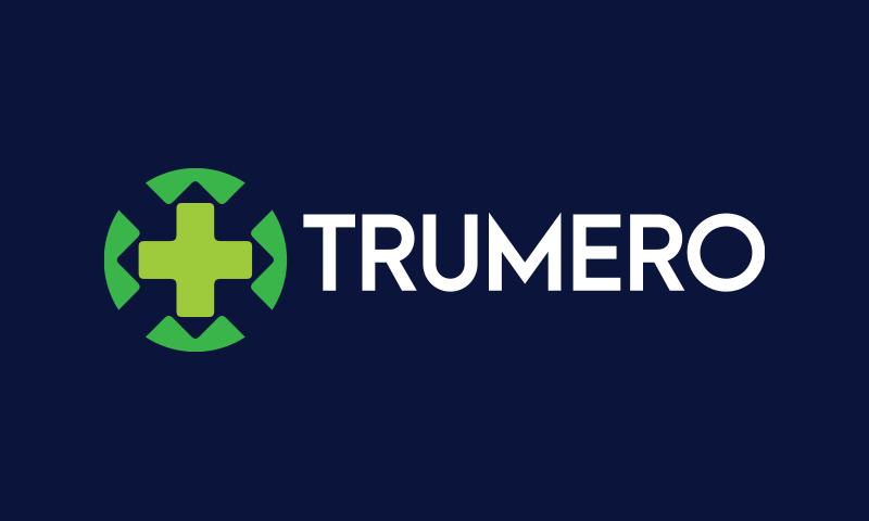 Trumero logo