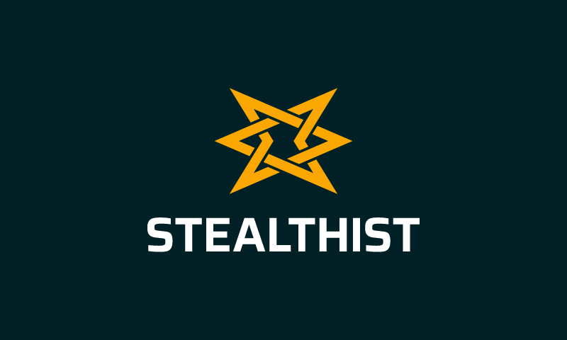 Stealthist - Software domain name for sale