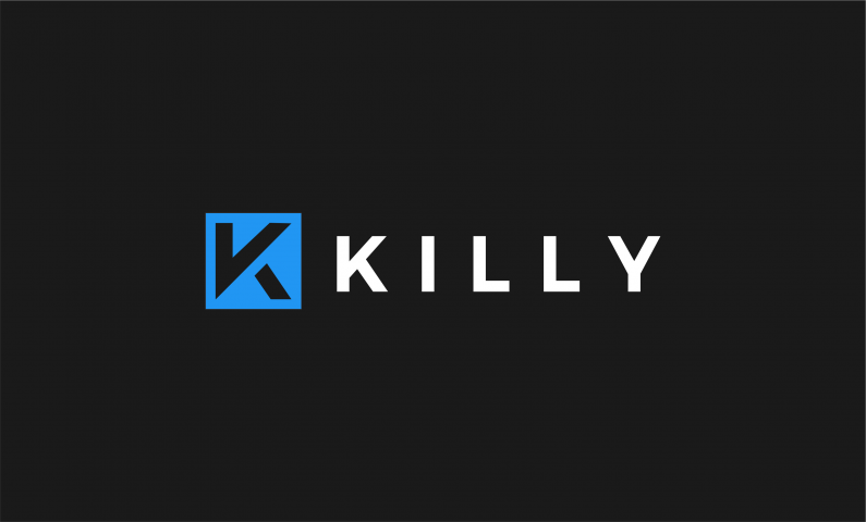 Killy - Unique and memorable domain