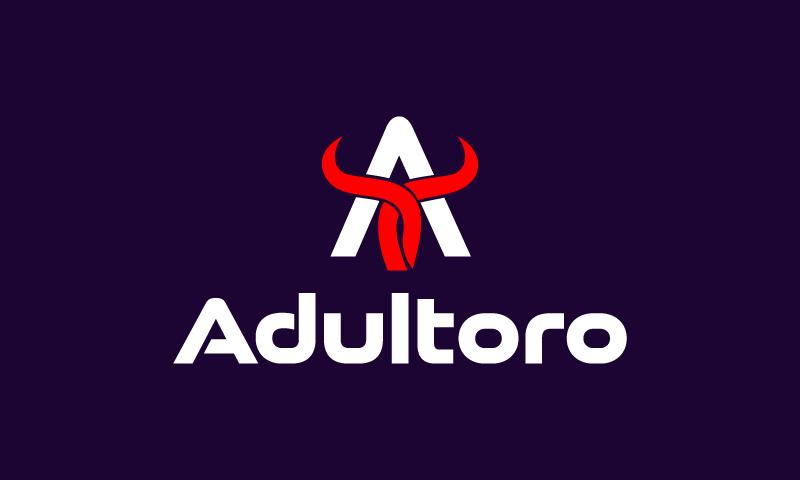 Adultoro - Pornography domain name for sale