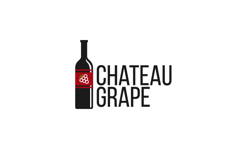 Chateaugrape - Drinks startup name for sale