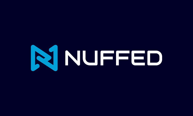 Nuffed - E-commerce startup name for sale
