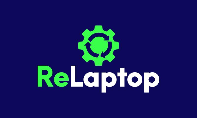 Relaptop - E-commerce brand name for sale