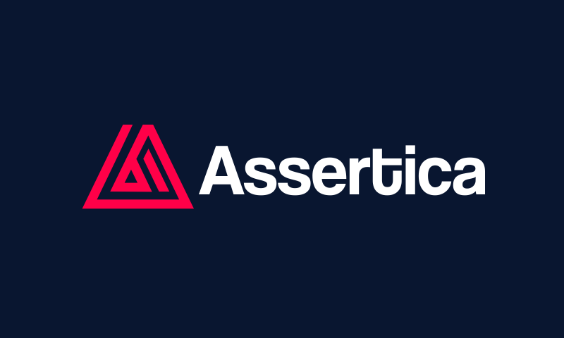 Assertica - Social company name for sale