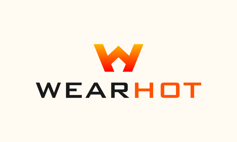 Wearhot - E-commerce business name for sale