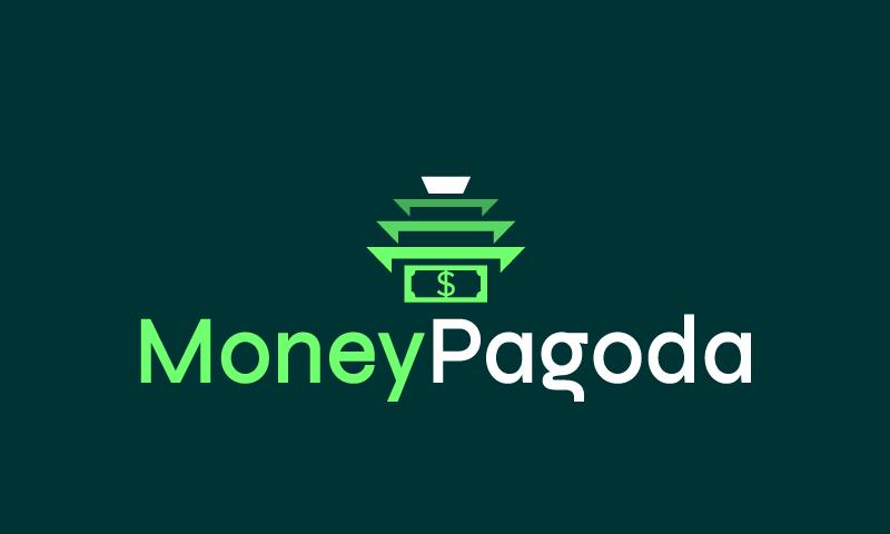 Moneypagoda - Finance company name for sale