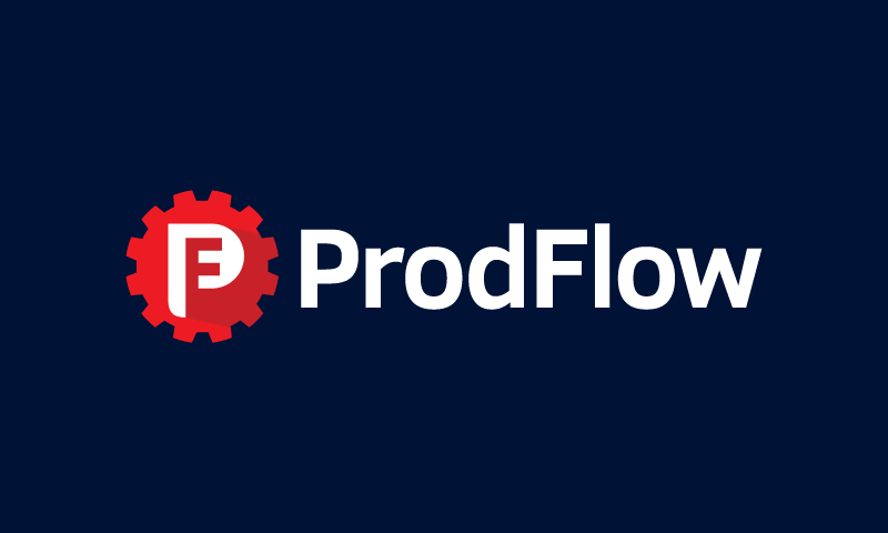 Prodflow - Manufacturing startup name for sale