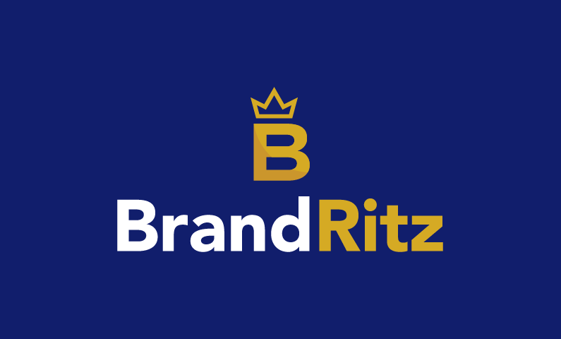 Brandritz - E-commerce company name for sale
