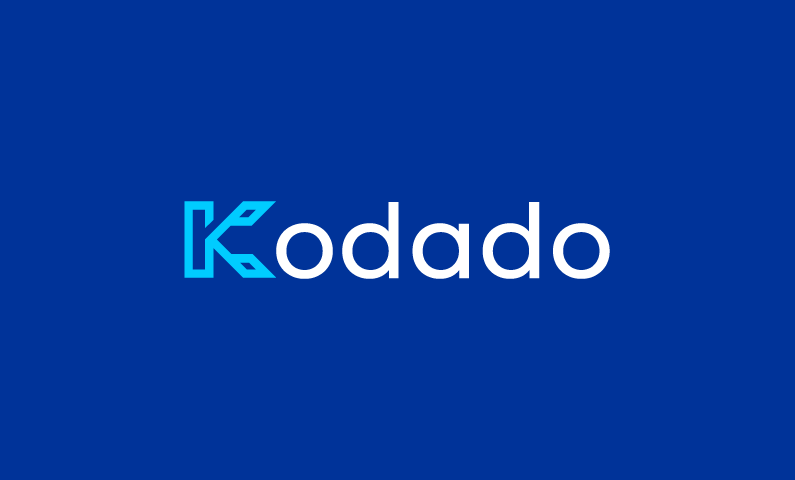 Kodado - Brandable company name for sale