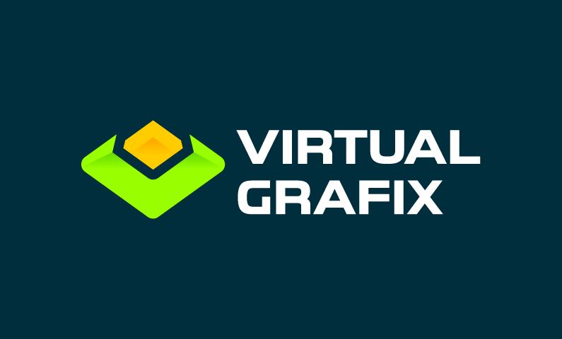 Virtualgrafix - Marketing domain name for sale