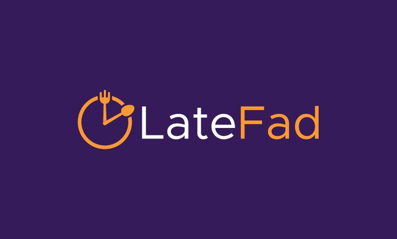 Latefad - Dining domain name for sale