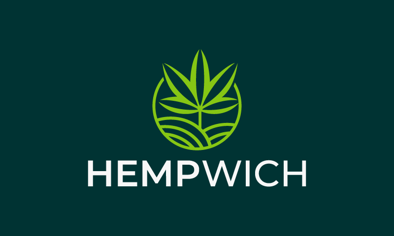 Hempwich - Modern startup name for sale