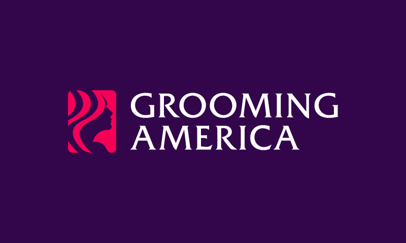Groomingamerica - Fashion startup name for sale