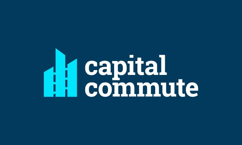 Capitalcommute - Transport brand name for sale