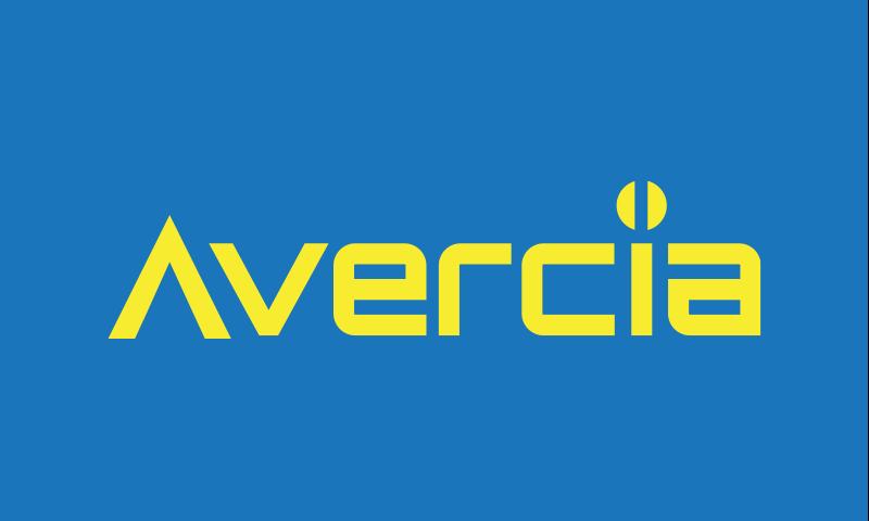 Avercia - Technology brand name for sale