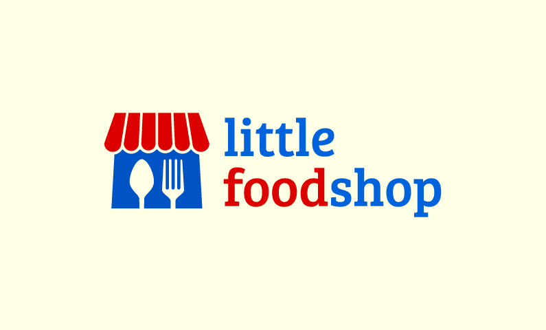 Littlefoodshop - Retail brand name for sale
