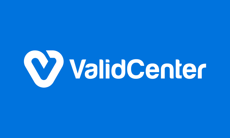 Validcenter - Business startup name for sale