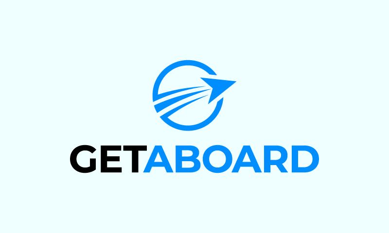 Getaboard - Travel brand name for sale