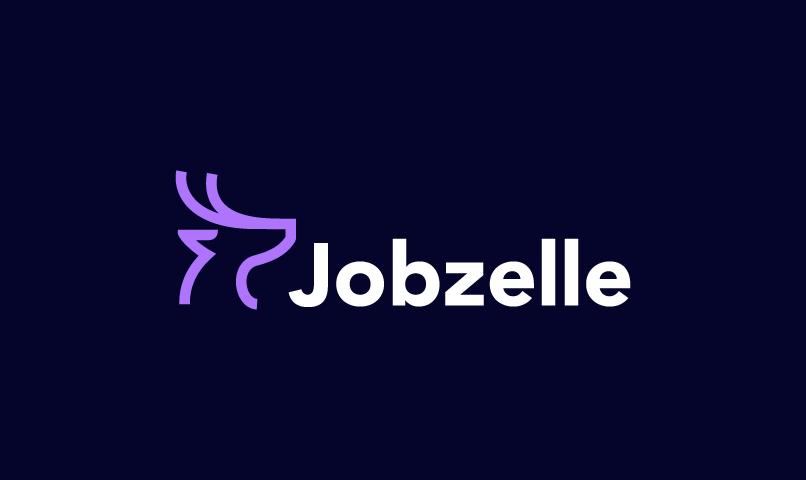 Jobzelle - Recruitment brand name for sale
