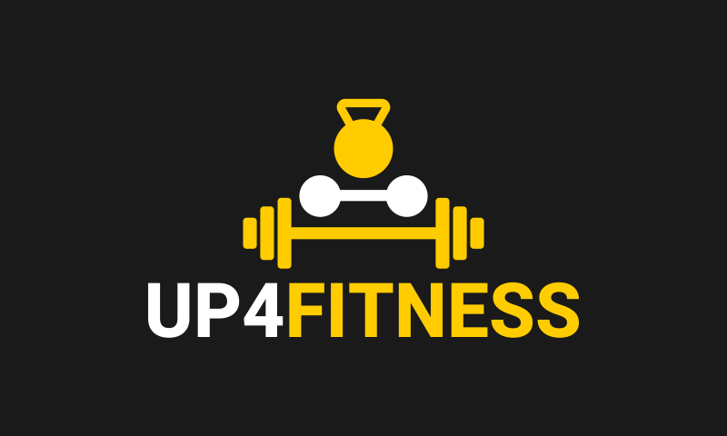 Up4fitness - Exercise domain name for sale