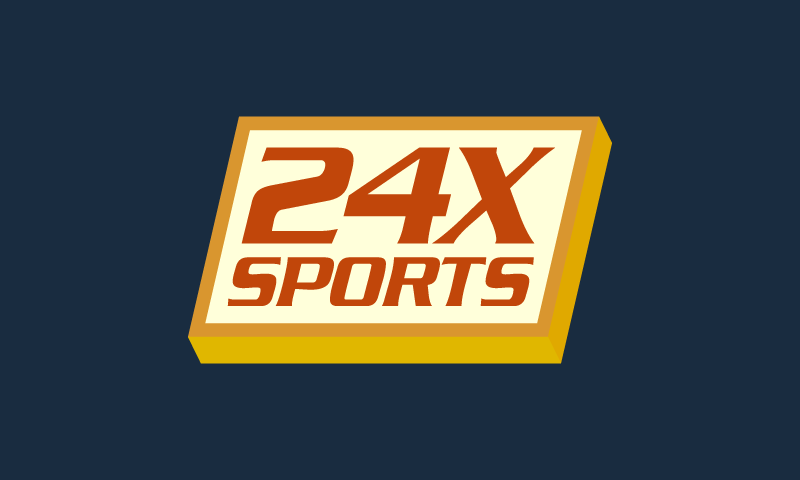 24xSports logo