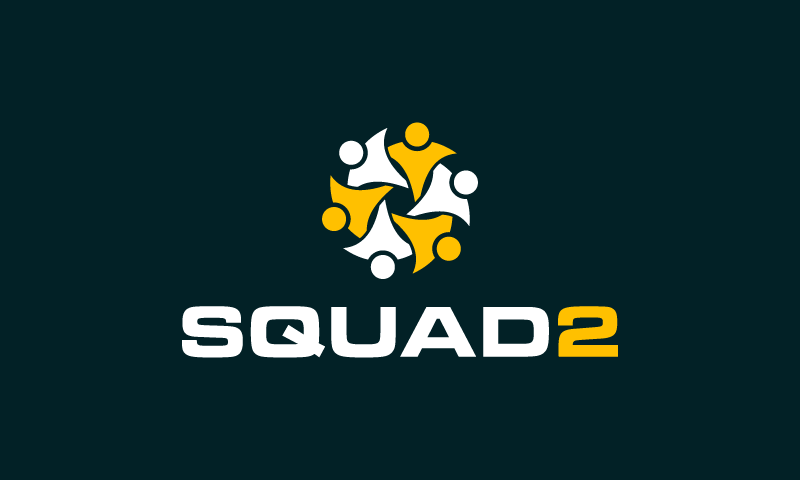 Squad2 - E-commerce startup name for sale