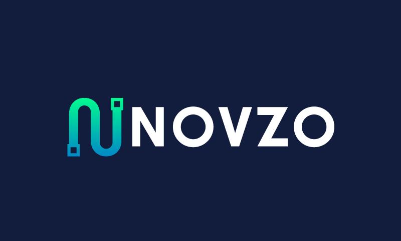 Novzo - Business brand name for sale