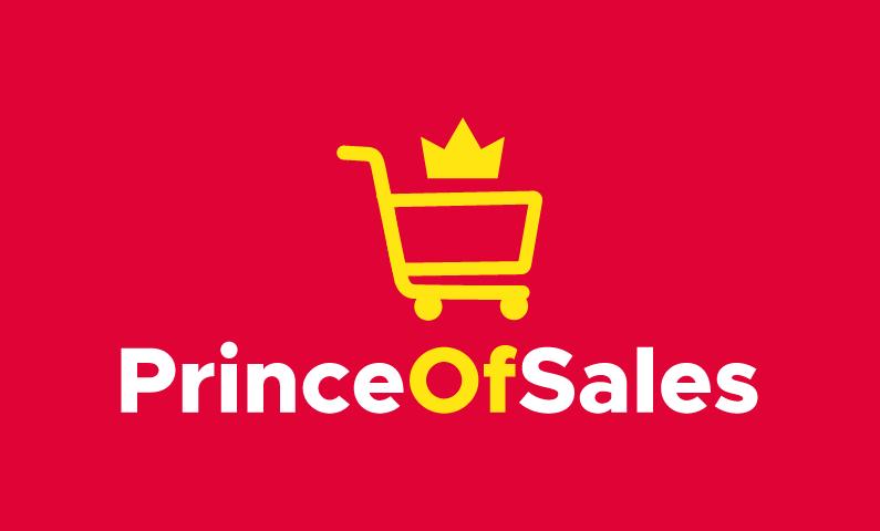 Princeofsales - Sales promotion brand name for sale