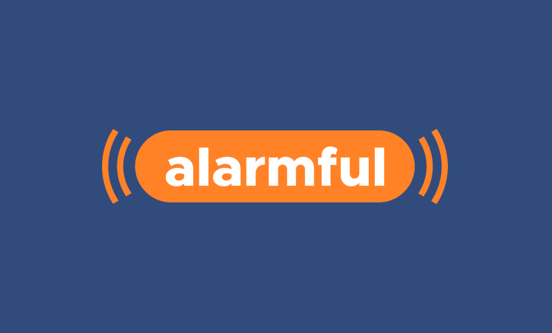 Alarmful - Security brand name for sale