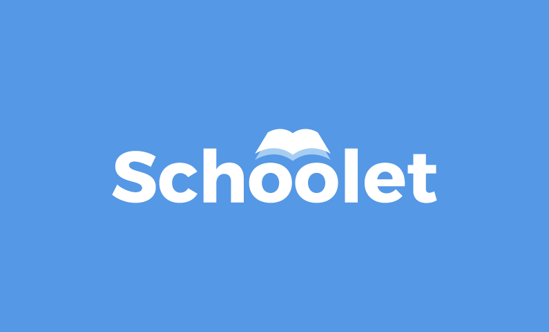 Schoolet - Education product name for sale