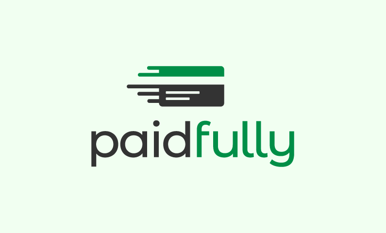 Paidfully - Finance domain name for sale