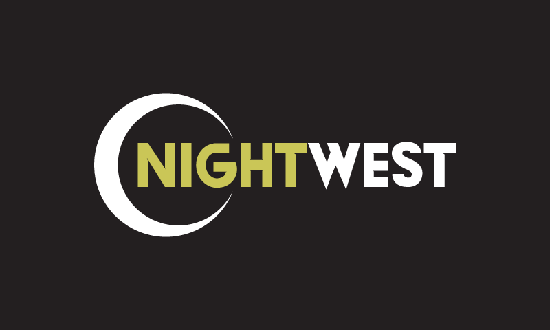 NightWest logo