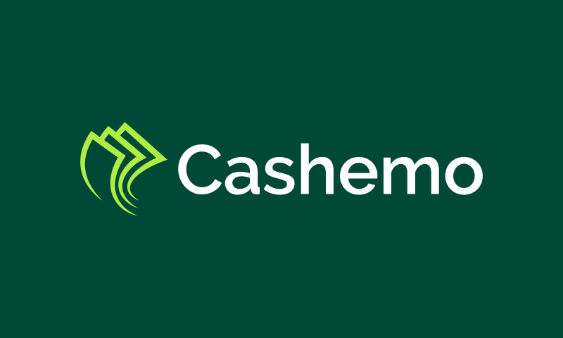 Cashemo - Finance domain name for sale