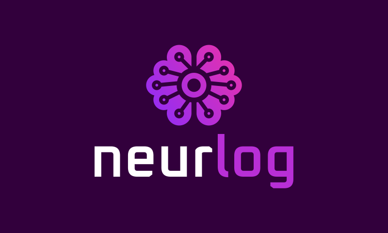 Neurlog - Biotechnology startup name for sale